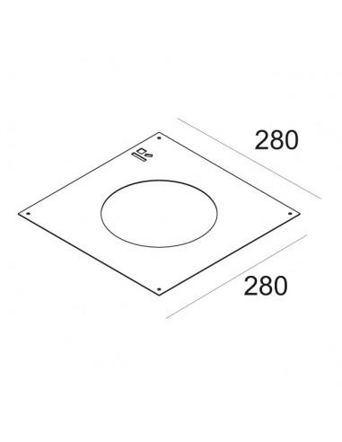 Delta Light PLASTERKIT 118