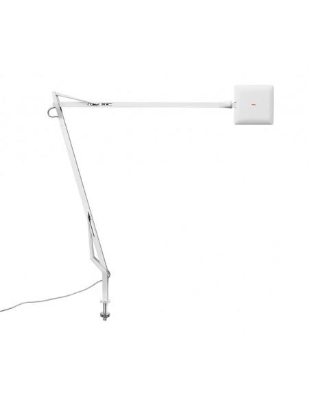 FLOS KELVIN LED DESK SUPPORT (Visible Cable)