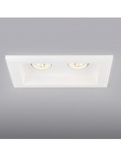BRICK IN THE WALL Indox 2x50 IP20 LED WARMDIM