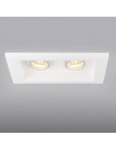 BRICK IN THE WALL Indox 2x50 IP54 Outdoor LED WARMDIM