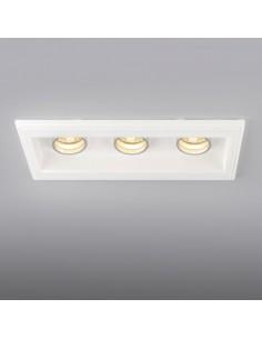 BRICK IN THE WALL Indox 3x50 IP54 Bathroom LED 500 lm WARMDIM