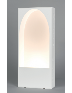 BRICK IN THE WALL Moor Large 2 IP54 Outdoor LED 800LM 230VAC
