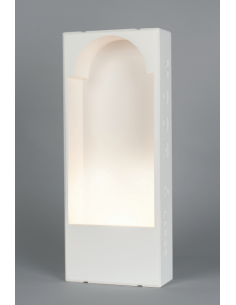 BRICK IN THE WALL Moor Large 4 IP54 Outdoor LED 800LM 230VAC