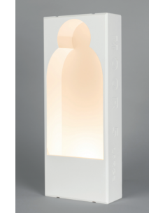 BRICK IN THE WALL Moor Large 5 IP20 LED 900LM 230VAC WARMDIM