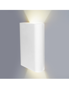 BRICK IN THE WALL Zyrco H Duo IP20 LED 2x500LM 230VAC WARMDIM