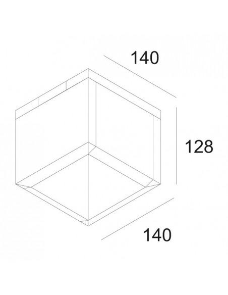 Delta Light MINIGRID IN ZB 1 BOX L