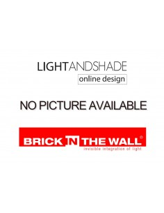BRICK IN THE WALL Indox 2x50 Optional Installation kit for 25mm ceiling