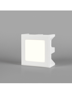 BRICK IN THE WALL Quby LED DIM 400LM IP54 Outdoor