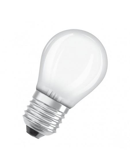 OSRAM Parathom DIM Filament LED P 40 Mat 5W 827 2700K 470lm E27 230V