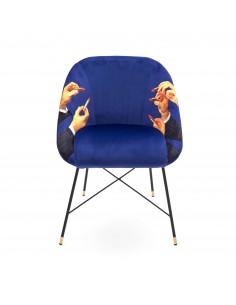 SELETTI Toiletpaper Chair  - Lipsticks