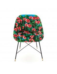 SELETTI Toiletpaper Chair  - Roses