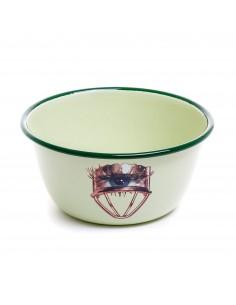 SELETTI Toiletpaper bowl metal enameled - eye
