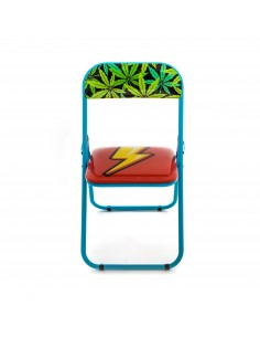 SELETTI Studio Job-Blow Folding chair  - Flash