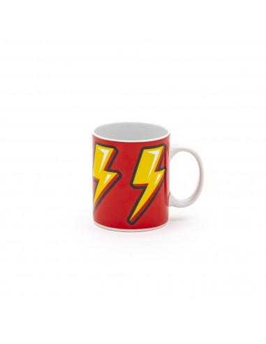 SELETTI Studio Job-Blow Mug  - Flash