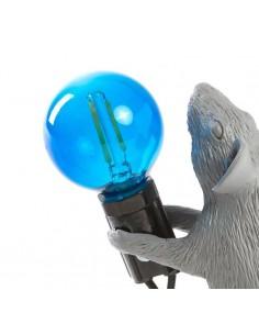 SELETTI Mouse Lamp Replace Bulb Blue