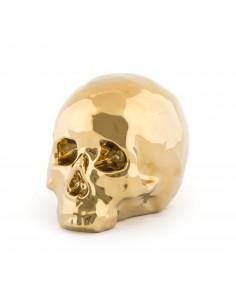 SELETTI Memorabilia Limited Gold Edition  - My Skull