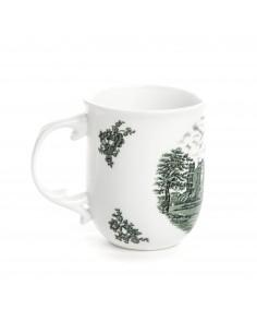 SELETTI Hybrid Porcelain drinking cup  - Fedora