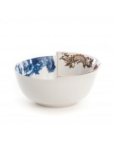 SELETTI Hybrid Porcelain Bowl - Despina