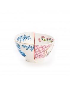 SELETTI Hybrid Porcelain Fruit bowl - Cloe