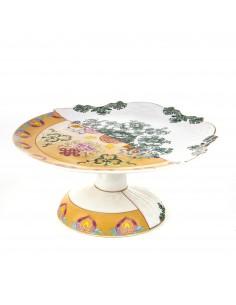 SELETTI Hybrid Porcelain Cake-stand - Raissa