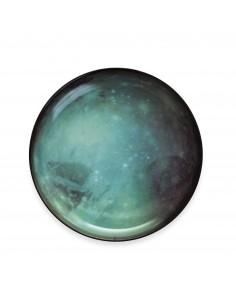SELETTI Diesel Cosmic Diner Plate  - Pluto