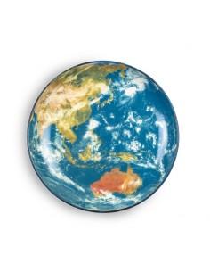 SELETTI Diesel Cosmic Diner plate - Earth Asia