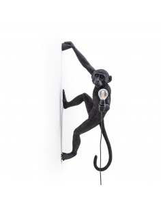 SELETTI The Monkey Lamp Hanging Right Hand - Outdoor