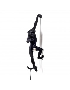 SELETTI The Monkey Lamp Hanging Left Hand - Outdoor