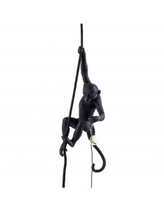 SELETTI The Monkey Lamp With Rope - Outdoor