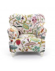SELETTI Botanical Diva Sofa - White