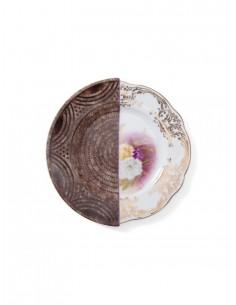 SELETTI Hybrid Porcelain Dessert plate - Nok