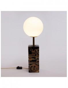 SELETTI Toiletpaper Table lamp - Trumpets