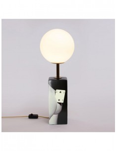 SELETTI Toiletpaper Table lamp - Two of Spades