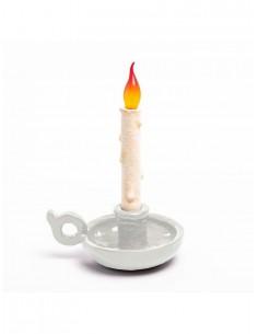 SELETTI Blow Bugia Lamp - White