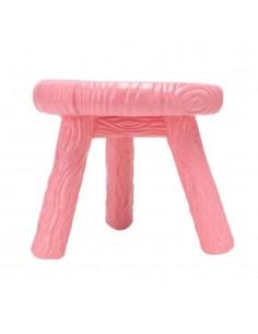 SELETTI Blow Stool - Pink