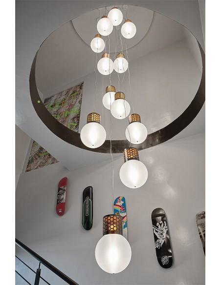 SLAMP Atmosfera Pendant Lamp