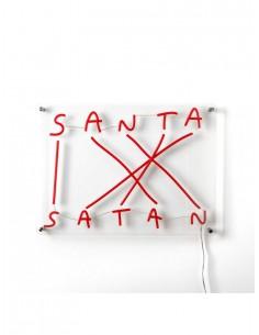 SELETTI Santa Satan LED Lamp