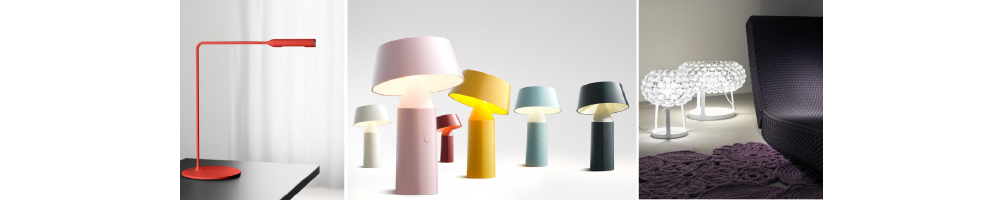 Buy table lamps or desk lamps online? Discover our big assortment!