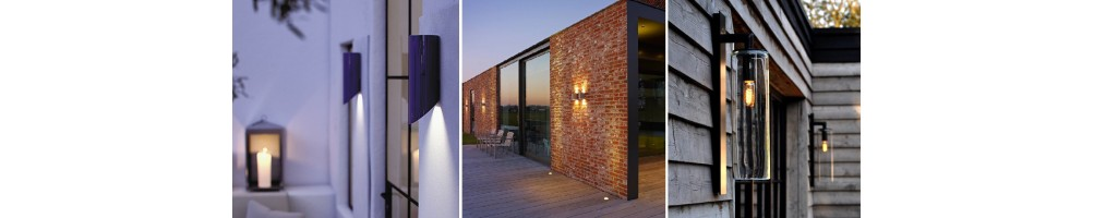 Wall lights outdoor