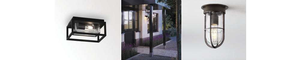 Acheter des plafonniers d'extérieur en ligne? Découvrez notre large gamme des luminaires!